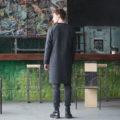 Coat Asobny atrad wool